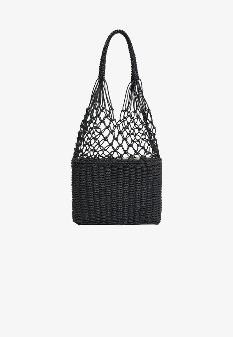 OYSHO - Tote bag - black