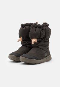 Camper - ERGO KIDS - Zimní obuv - dark gray - 1