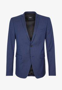 s.Oliver BLACK LABEL - Suit jacket - dark blue - 4