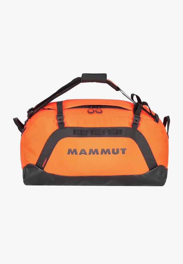 Sac de voyage - safety orange-black