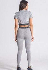 Gianni Kavanagh - T-shirt print - grey melange - 2