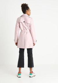Superdry - BELLE  - Trenchcoat - blush pink - 2