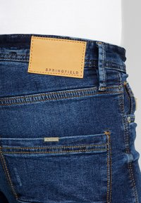 Springfield - Slim fit jeans - blues - 5