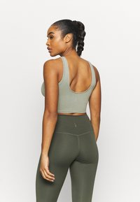Free People - HOT SHOT CAMI - Top - cargokhaki - 2