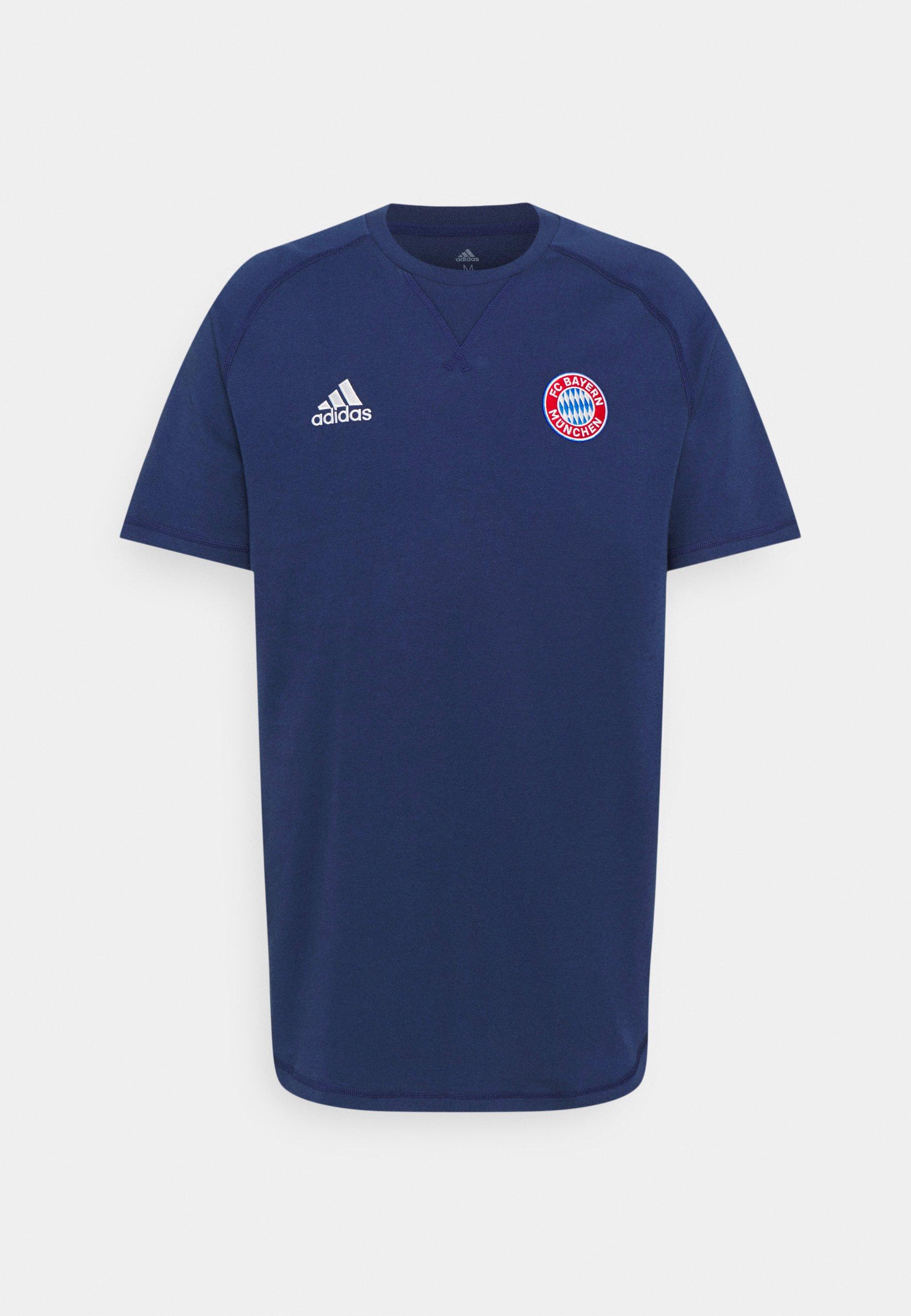 Men FC BAYERN MÜNCHEN TEE - Club wear