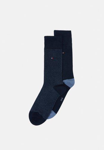 MEN SOCK 2 PACK - Socks - navy