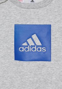 adidas Performance - FAVOURITES SET UNISEX - Tracksuit - medium grey heather/royal blue - 3