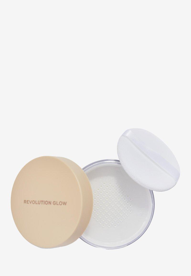 Makeup Revolution - REVOLUTION BODY PERFECTING MATTIFYING FINISHING POWDER - Powder - -