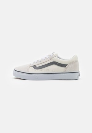 OLD SKOOL UNISEX - Trainers - marshmallow/gargoyle
