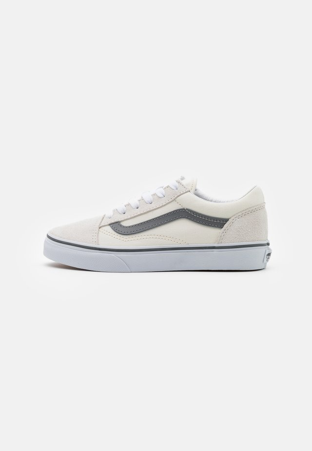 OLD SKOOL UNISEX - Sneakers laag - marshmallow/gargoyle