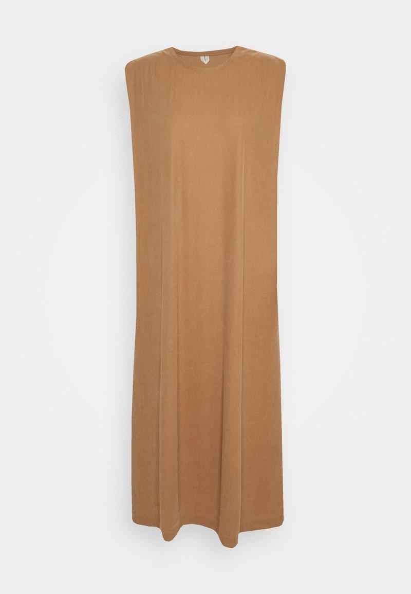 ARKET - Denní šaty - camel