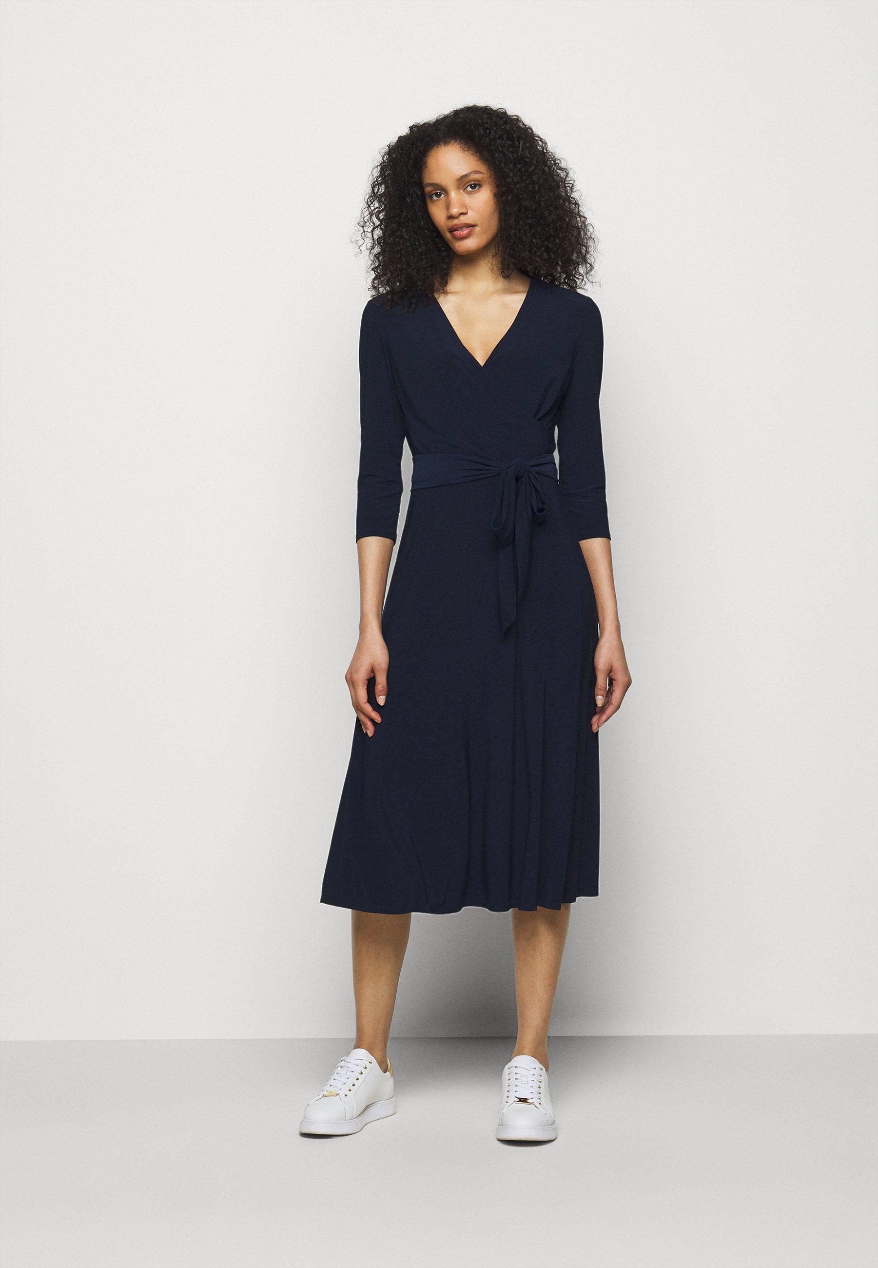 Women MID WEIGHT DRESS - Jersey dress