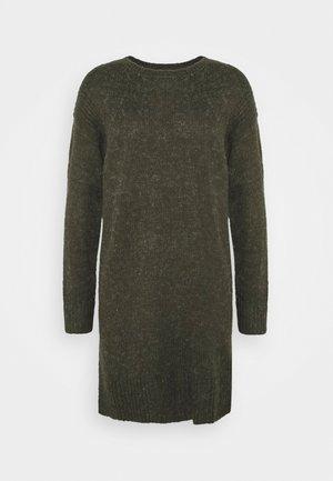 JDYCORDELIS DRESS  - Jumper dress - forest night/melange