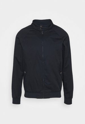 SIGNATURE HARRINGTON - Summer jacket - dark navy