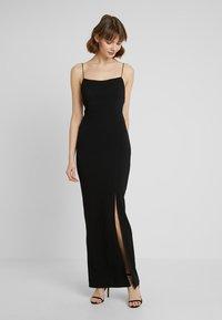 Club L London - Společenské šaty - black - 0