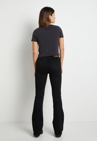 Pepe Jeans - DUA LIPA X PEPE JEANS - Print T-shirt - black - 2