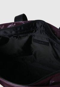 Diesel - Tote bag - dark violet - 3