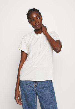 LUPA - Basic T-shirt - off-white