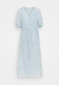 Love Copenhagen - VINRA WRAP DRESS - Cocktail dress / Party dress - cashmere blue - 0