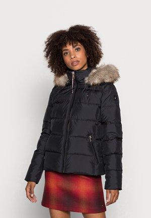 BAFFLE DOWN BOXY  - Down jacket - black