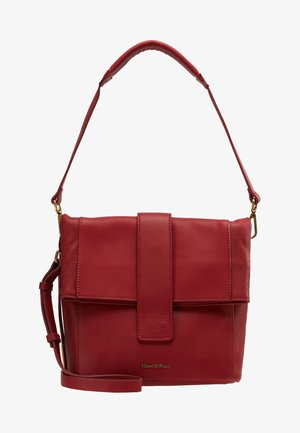 Handbag - chili red