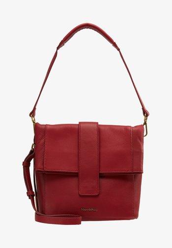 Handbag - chili red