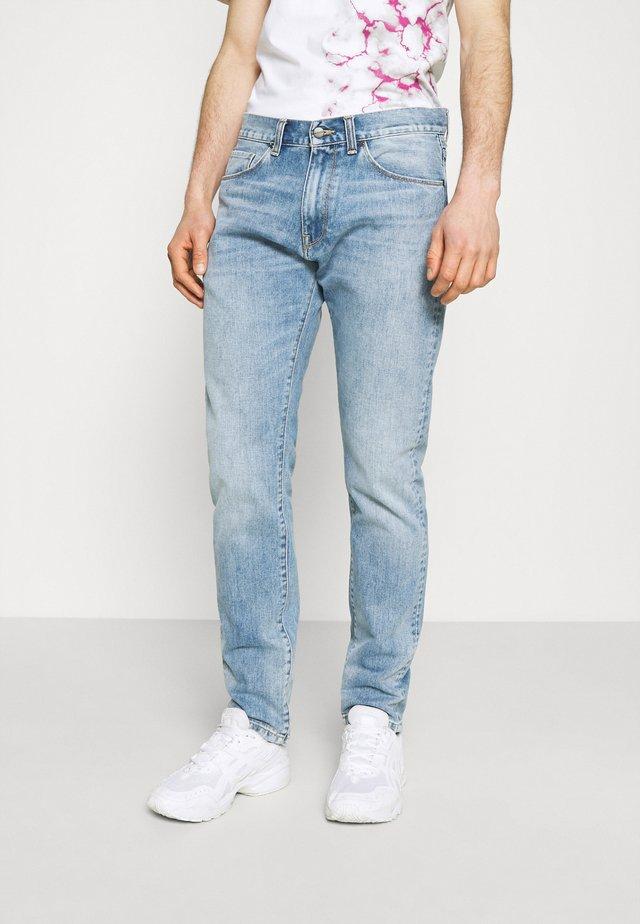 VICIOUS PANT MAITLAND - Jeans a sigaretta - blue worn bleached
