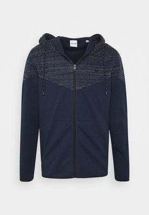 JJBANG ZIP HOOD - Zip-up hoodie - navy blazer