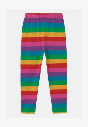 LIBBY STRIPED  - Leggings - Trousers - rainbow