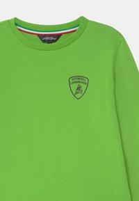 Automobili Lamborghini Kidswear - SOLID COLOR - Maglietta a manica lunga - green mantis - 2