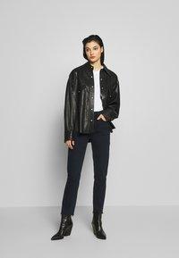 Agolde - REMY - Straight leg jeans - dark blue - 1