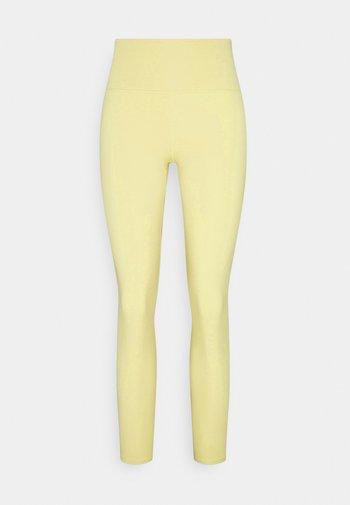 Leggings - yellow light