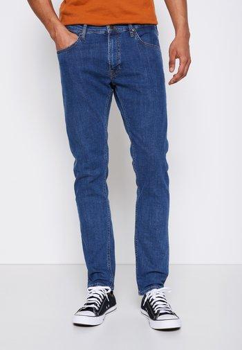 LUKE - Jeans slim fit - mid stone wash