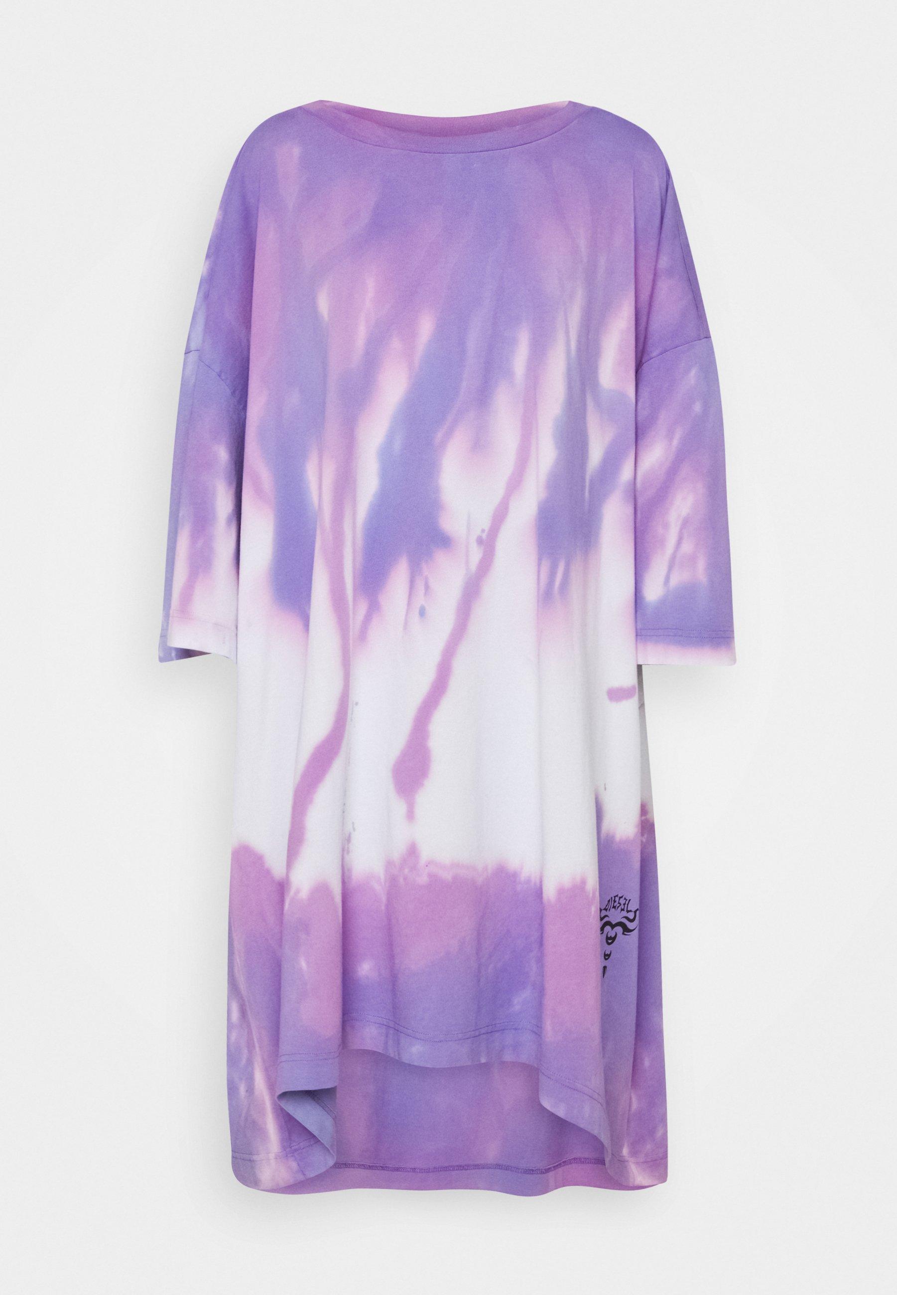 Women D-EXTRA-A1 - Jersey dress - purple