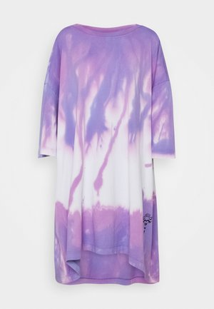 D-EXTRA-A1 - Jersey dress - purple