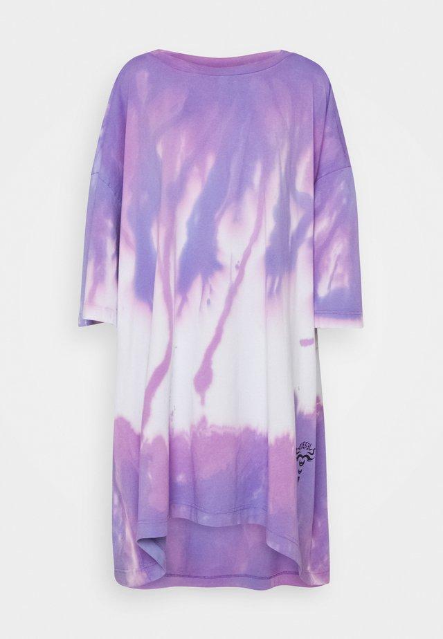 D-EXTRA-A1 - Jerseyjurk - purple