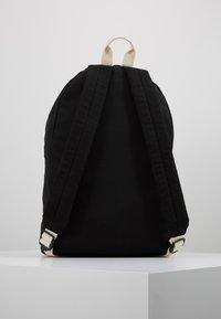 New Look - CASUAL BACKPACK - Rucksack - black - 2