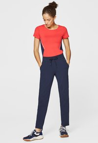 Esprit Sports - Tracksuit bottoms - navy - 1