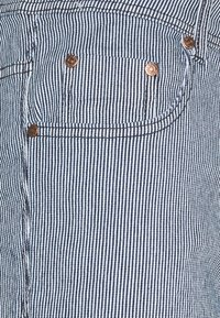 Denim Project - MR ORANGE STRIPE - Shorts - blue - 3
