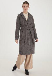 ICHI - IHHOLLYN - Classic coat - crushed violets - 1