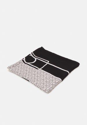 SCARF - Foulard - black/white