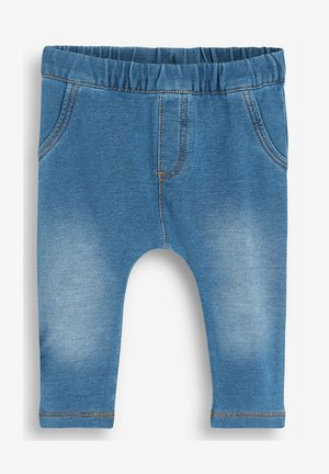 Leggings - Trousers - blue denim