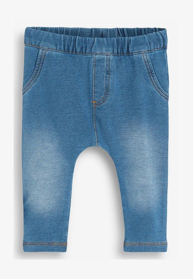 Legíny - blue denim