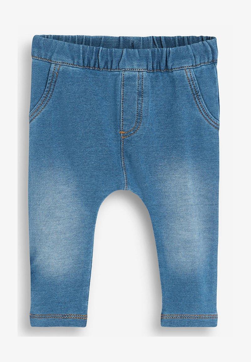 Next - Leggings - Trousers - blue denim