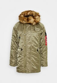 Alpha Industries - AIRBORNE - Cappotto invernale - stratos - 5