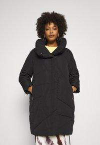 comma - Down coat - black - 3