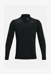 Under Armour - QUALIFIER RUN - Långärmad tröja - black - 3
