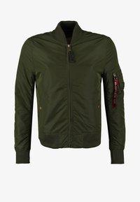 MA1 TT - Bomber Jacket - dark green