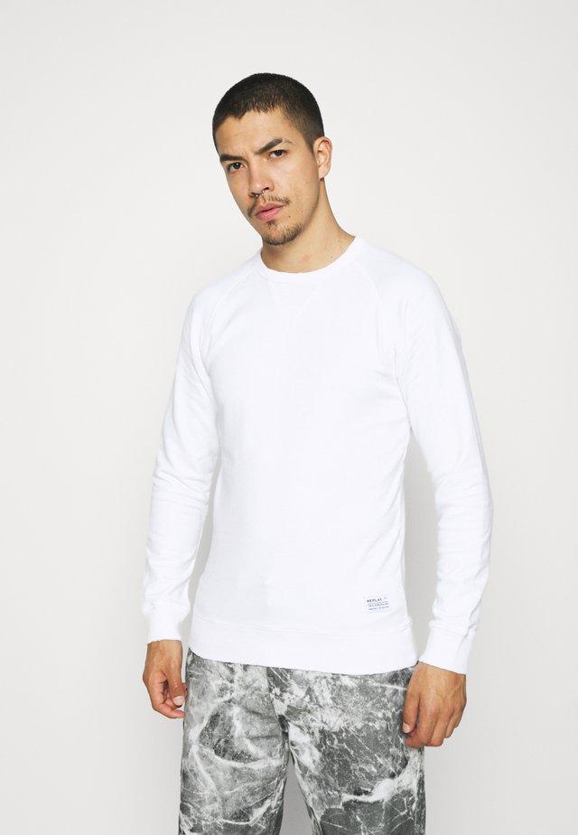 AGED - Sweatshirt - chalk