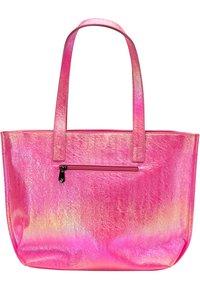 myMo at night - Tote bag - pink - 1